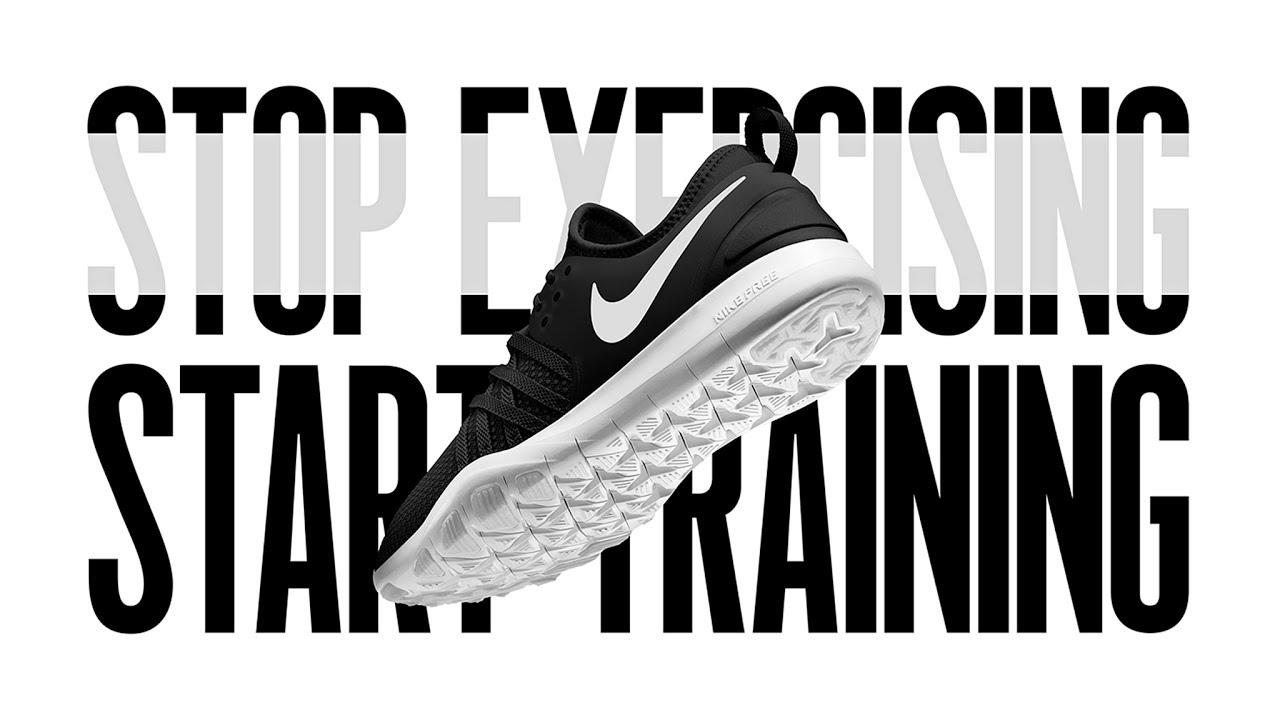 830d865b15e7 Nike WT Free TR7 - YouTube