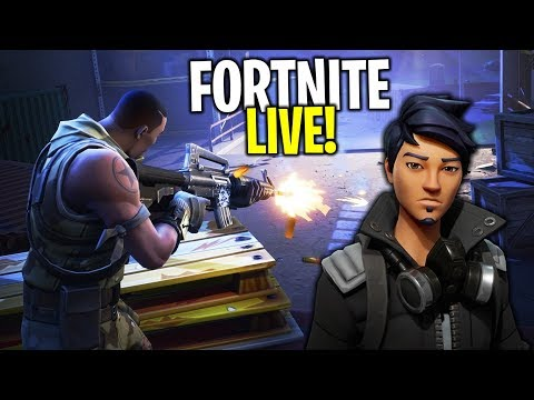 SOLO FORTNITE SPELEN LIVE + WIN!! - Royalistiq (Nederlands)
