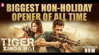 Tiger Zinda Hai Full Movie Fact Salman Khan Katrina Kaif Ali Abbas Zafar Youtube