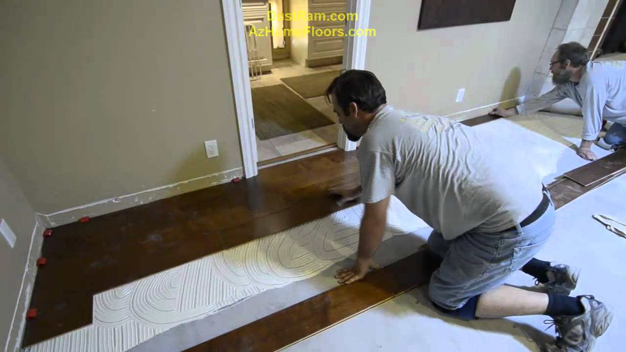 Professional Phoenix Hardwood Floor Installers For Homeowners Who Want It Done Right
