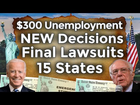 Final Decisions!! Unemployment Sept 2021 Lawsuits Benefits Extension UPDATE State Results PUA PEUC