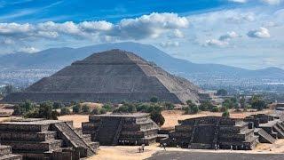 Тайны древности. Пирамиды Мексики. Документальный фильм.