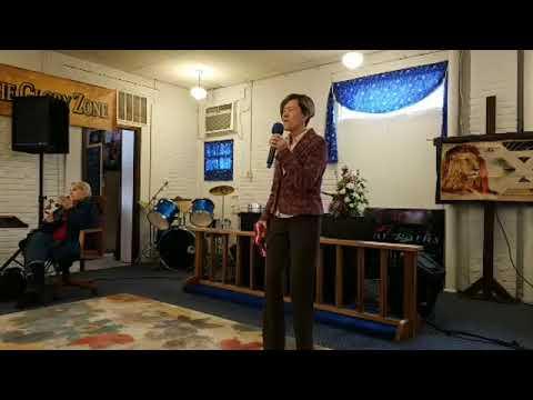 1.21.18 Shiloh House of Prayer 10:30am service