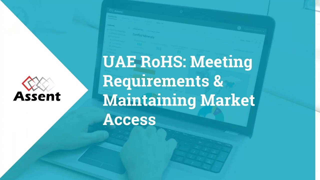 [Webinar] UAE RoHS: Meeting Requirements & Maintaining Market Access