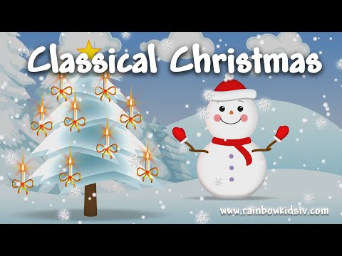 ♫ 12 Hours Of Classical Christmas Songs ♫ Instrumental Christmas Music ♪