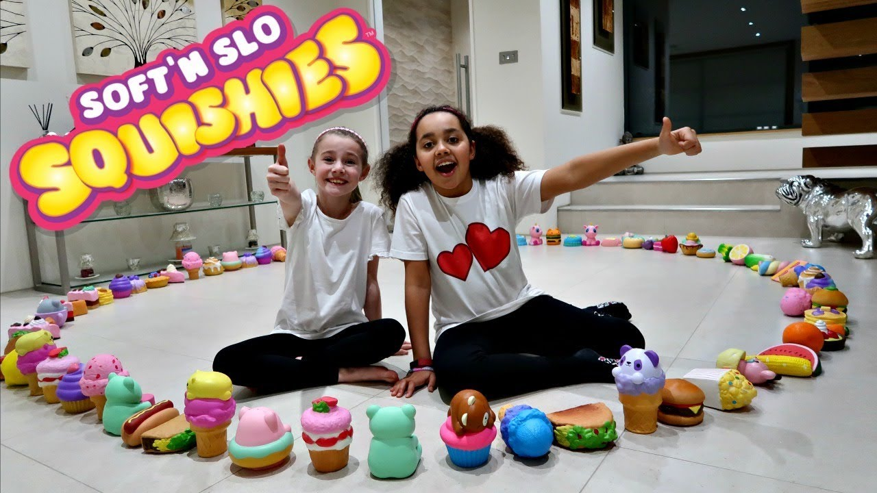 Name That Squishy Toy Challenge Surprise Toys Prizes
