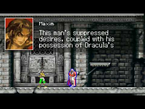 Castlevania Harmony of Dissonance Full game playthrough