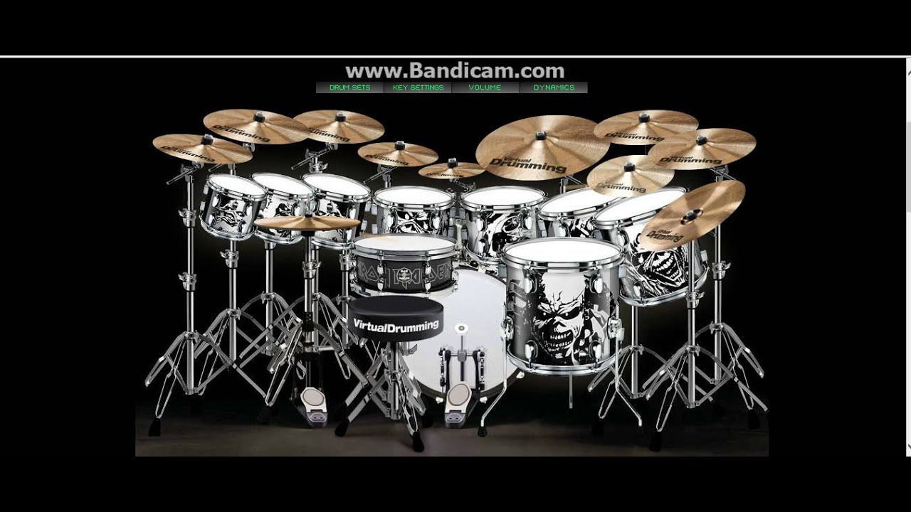 Drum Set Virtual