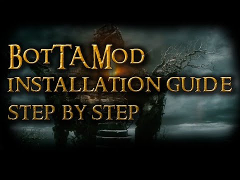 Lotr Bfme 2 Rotwk Botta Mod Tutorial How To Install/download!