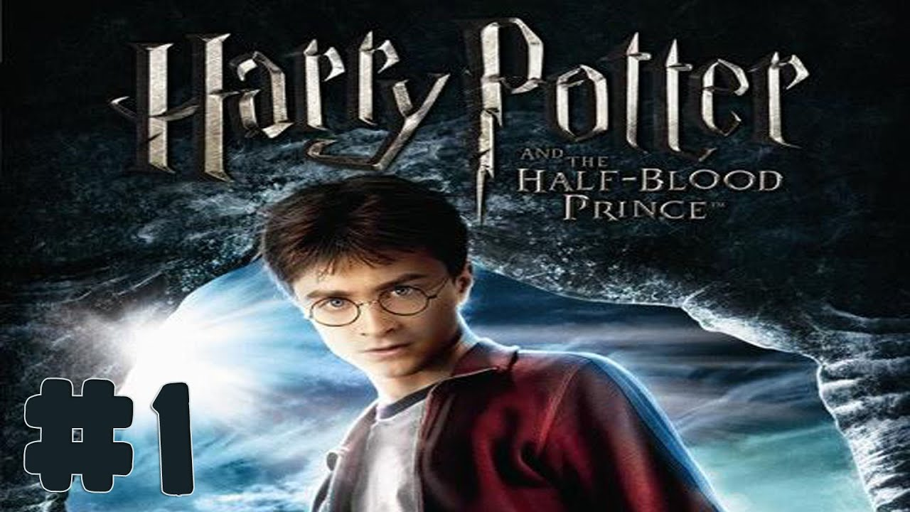 harry potter and the half-blood prince - walkthrough - part 1 (pc