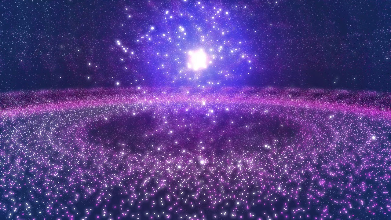 4K Stars Stage ~ Purple Moving Background ~ Live Wallpaper #AAVFX #Talent #Show