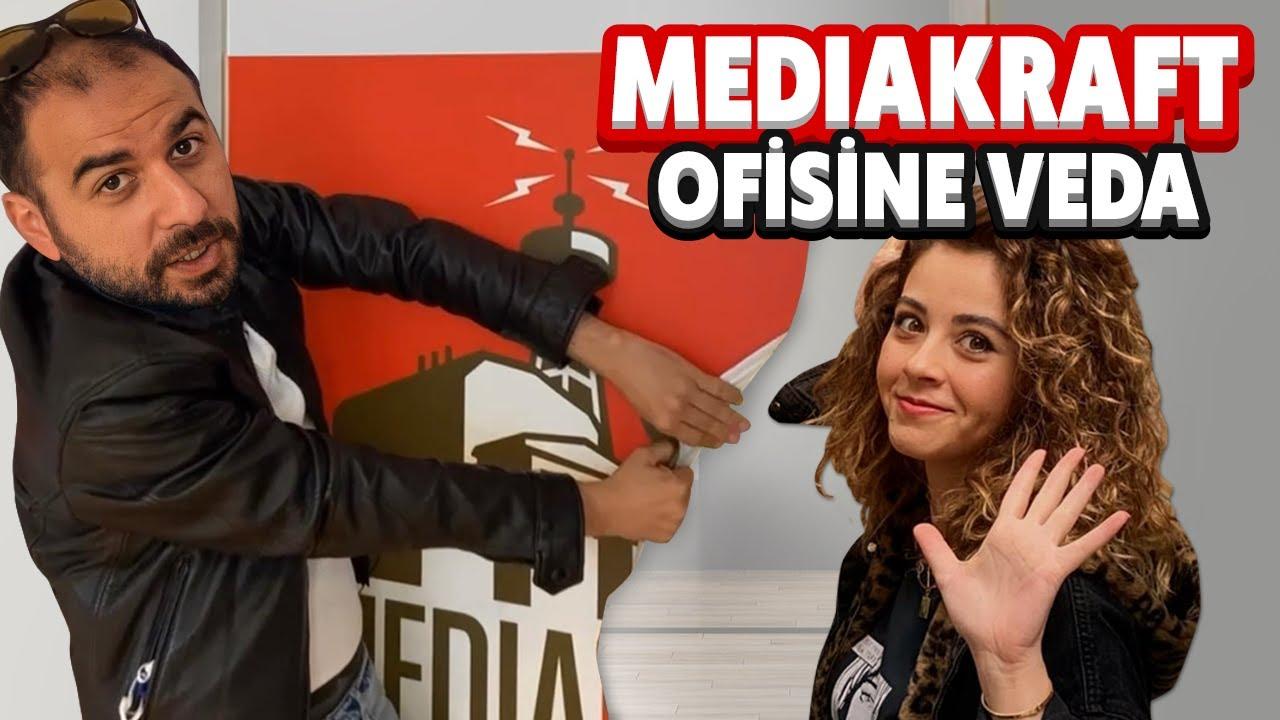 MEDIAKRAFT OFİSİNİN ALTINI ÜSTÜNE GETİRDİK!
