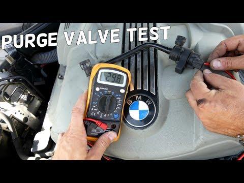 BMW Genuine Fuel Tank Breather Valve with Breather Line for 525i 530i X3 2.5i X3 3.0i E60 E83