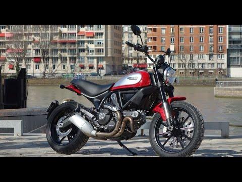 2015 Ducati ... Ducati Scrambler Youtube