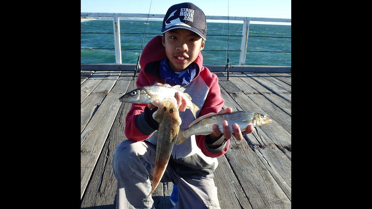 Basic jetty fishing mixed bag doovi for Jetty fishing oregon