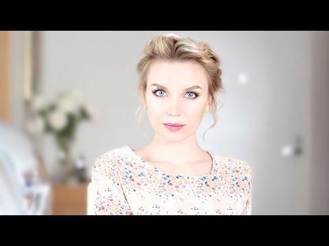 Модная прическа с цветами от Estonianna - All Things Hair