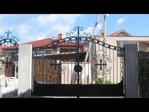 Wrought Iron Gates | Iron Gate Designs