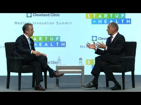 Fireside Chat: Dr. Toby Cosgrove, CEO, Cleveland Clinic & Steven Krein, CEO, StartUp Health