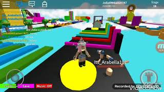 ROBLOX: Easy Obby with my Cousin!