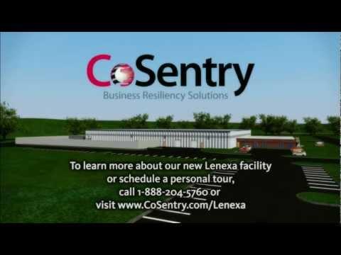 Cosentry's Lenexa, Kansas Data Center Virtual Tour