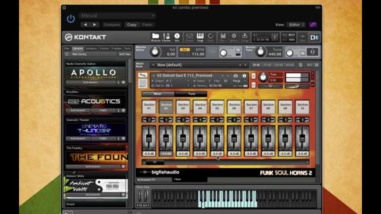 Jazz Loops 2 Samples Neo Soul Instrument Sounds R/&B Hip Hop Brass Horns Breaks