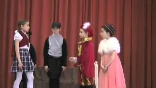 Снежная королева. Спектакль.