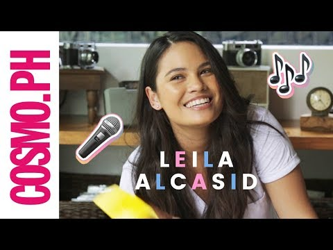 Leila Alcasid Sings Songs By Ogie And Regine
