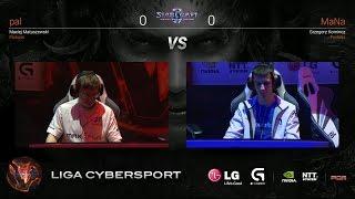 pal vs MaNa (BO3) - Finały Ligi Cybersport @ PGA 2014. ESL.TV Polska