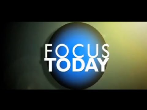 Robert Cantrall Interview Focus Today 01/ 07/14