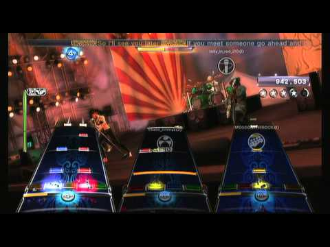 Rock Band 3 - Seven - VAGIANT - Full Band