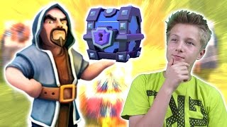 Ich ÖFFNE die MAGIETRUHE! Let's Play Clash Royale Part 5 App (Deutsch/German) - Max Apps