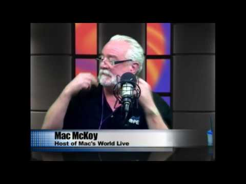 Mac's World Live - Political Conversation with Tom Henderson - 8/16/16