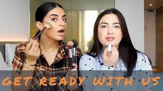 GET READY WITH US || SELMA OMARI & FADIM KURT