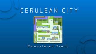 Pokémon HG/SS: Cerulean/Fuchsia City (Remastered)