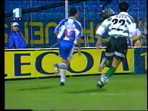 09J :: Porto - 1 x Sporting - 1 de 1997/1998