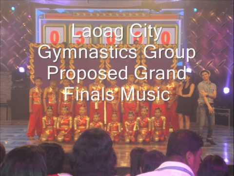 Laoag City Gym Grp..wmv