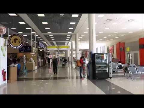 Inside Sheremetyevo International  Airport (SVO), Moscow (Russia)