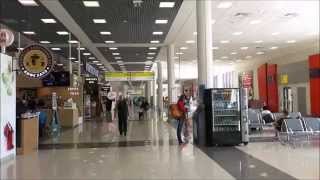 Inside Sheremetyevo International  Airport (SVO), Moscow (Russia)