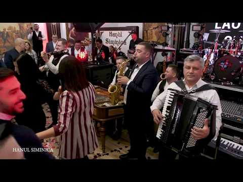 Revelionul Muzicantilor Bacau 2019 -Colaj Hore - Lautarii din Chisinau la Hanul Siminica