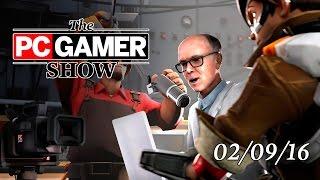 The PC Gamer Show - XCOM 2, Firewatch, and Overwatch