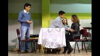 Obra de Teatro Juvenil | Amor por Facebook