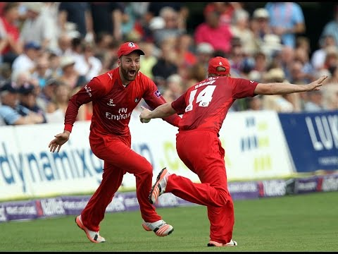 Steven Croft and Ashley Giles reflect on the Quarter Final at Kent