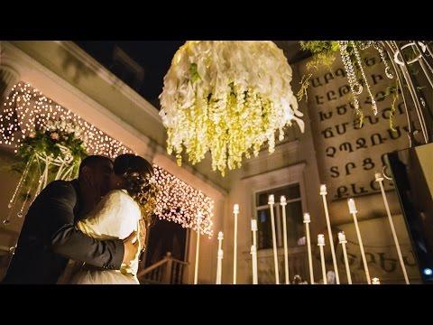 Церемония чувств в ресторане Ереван