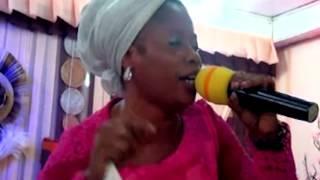 NIGERIAN GOSPEL YETUNDE ARE BUKOLA BEKES IN WONDERS OF PRAISE