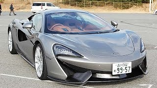 高級スポーツ車メーカー、英マクラーレン・オートモーティブが昨年発表...