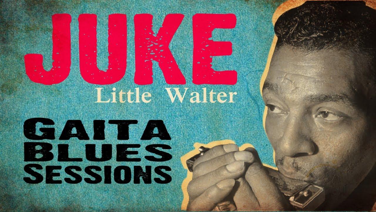 Eduardo Rapaz - Juke (Little Walter instrumental harmonica version/cover)