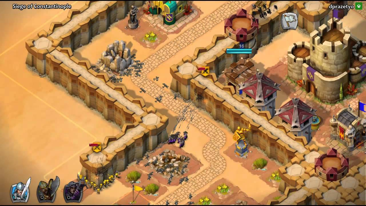 Castle siege age of empires how to beat historical challenge - Castle Siege Age Of Empires How To Beat Historical Challenge 8