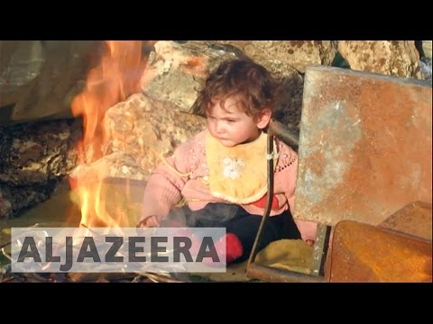 Syria's war: 'Our children are living in fear'