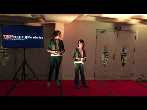 TEDx Talks: Plastic Waste and Lego Houses   Nehalie & Samadhie Gunawardhane   TEDxYouth@Peradeniya