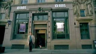 Royal Bank of Scotland ad